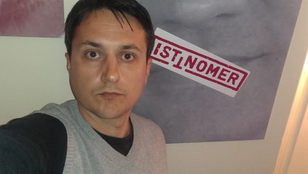 Dusan Jordovic - point 3.0 selfie